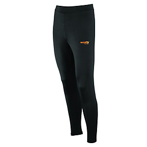 Scruffs Pro Base Layer Bottoms Black