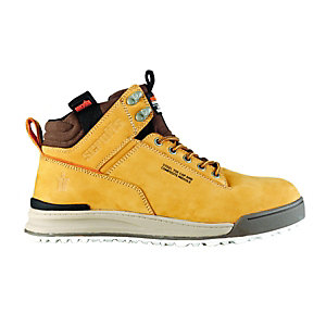 Scruffs Switchback Boots Tan