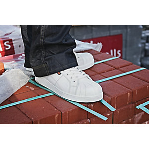 Scruffs Comet Trainer White