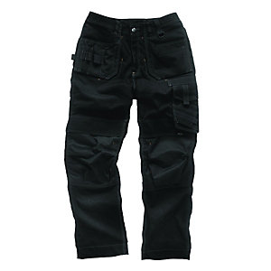 Scruffs Pro Trousers Black 33L