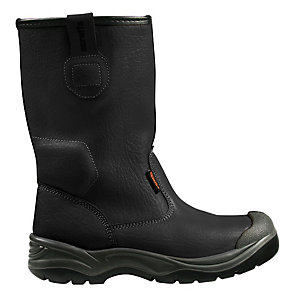 Scruffs Gravity Rigger Boots Black