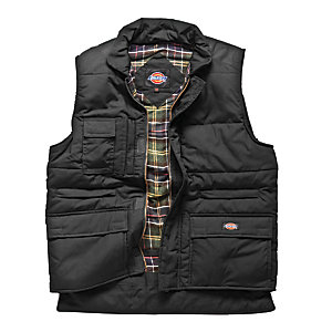 Dickies Professional Combat Bodywarmer Black