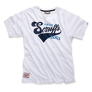 Scruffs T-Shirt White