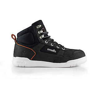 Scruffs Lombard Black Boot