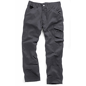 Scruffs Graphite Worker Trouser 32inW 33inL