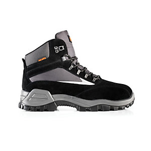 Scruffs Flash Black and Grey Boot