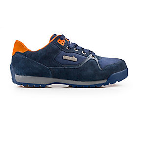 Scruffs Halo 2 Trainer Navy Size 8