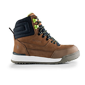 Scruffs Game Boot Brown Size 9