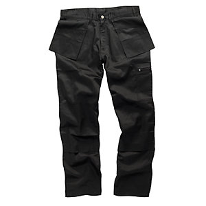 Hardcore Basic Trouser Black 32L