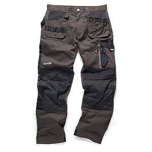 Scruffs 3D Graphite Trade Trouser 36W 33L