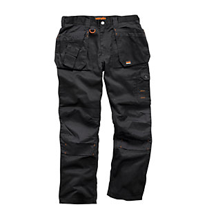 Scruffs Worker Plus Trouser 32W 31L