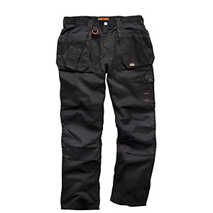 Scruffs Worker Plus Trouser 34W 33L