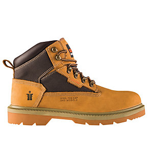 Scruffs Twister Safety Boot Tan 9