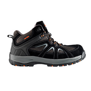 Scruffs Soar Safety Trainer Black