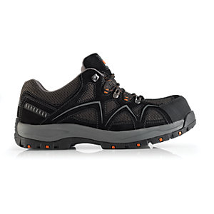 Scruffs Trent Safety Trainer Black
