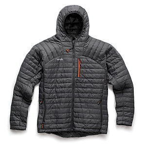 Scruffs Expedition Thermo Jacket Charcoal Large