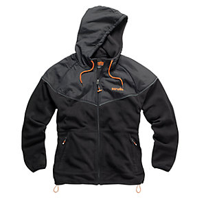 Scruffs Active Hooded Fleece M