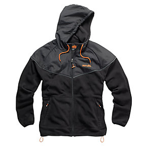 Scruffs Active Hooded Fleece L