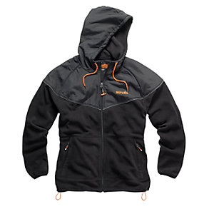 Scruffs Active Hooded Fleece XL