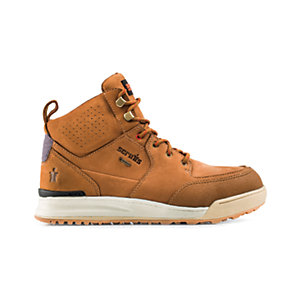 Scruffs Grip Gore-Tex Safety Boots Tan