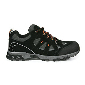 Scruffs Work Nitro Trainer Black Size 8