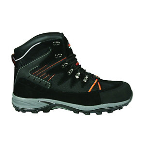 Scruffs Work Meteor Safety Hiker Black