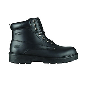 Hardcore Scoria Safety Boot Black