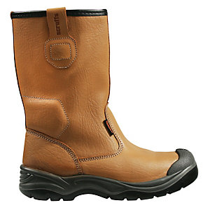 Scruffs Work Gravity Rigger Boots Tan