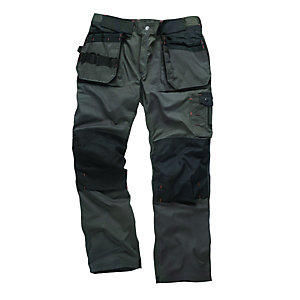 Scruffs Graphite Trousers 34W 31L