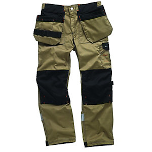 Scruffs Trousers Brown 33L