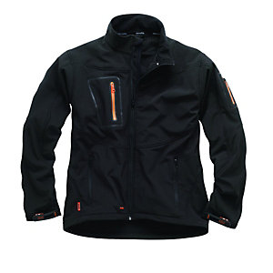 Scruffs Soft Shell Jacket Black