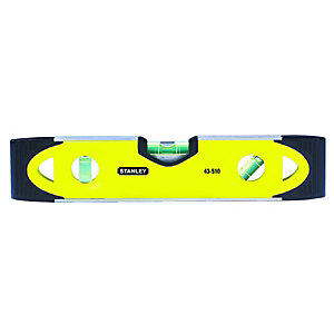 Stanley Torpedo Shockproof Spirit Level 200mm