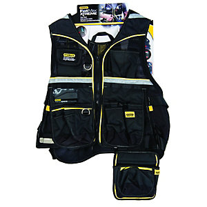 Stanley FMXtreme Multi Pocketed Tool Vest