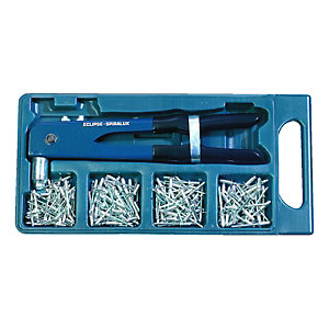 Spear & Jackson Eclipse Spiralux 2730 Heavy Duty Riveter Kit