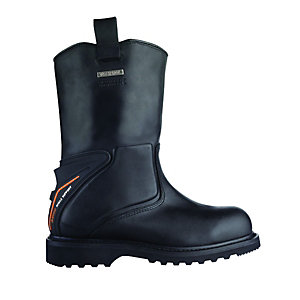 Scruffs Boots Cyclone 3 Safety Rigger Black