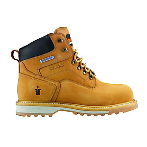 Scruffs Twister Pro Safety Boots Tan