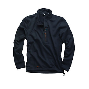 Scruffs Pro Half Zip Performance