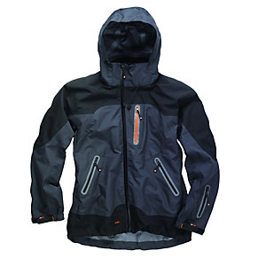 Scruffs Pro Tech Waterproof Jacket Black