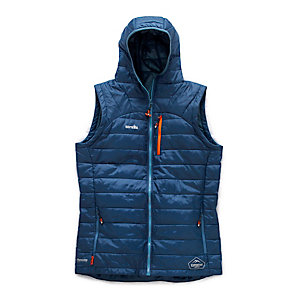 Scruffs Expedition Thermo Hooded Gilet Blue XL