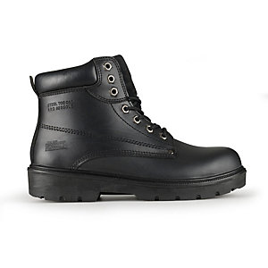 Scruffs Hardcore Scoria Safety Boot Black Size 11