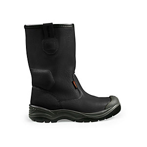Scruffs Worker Gravity Rigger Black size 7