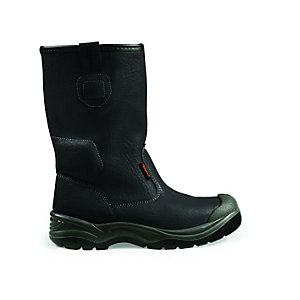 Scruffs Worker Gravity Rigger Black size 9