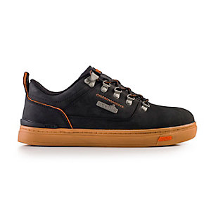 Scruffs Dakota Trainer Black Size 9