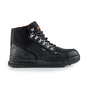 Scruffs Grind Gore-tex Boot Black Size 10