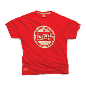 Scruffs Seal T Shirt White