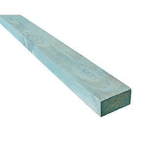 Treated Roofing Batten 25mm x 50mm