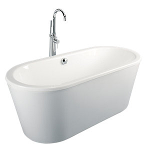 Wickes Versa Freestanding Bath