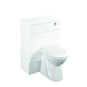 Wickes Seville WC Unit & Concealed Cistern 600mm