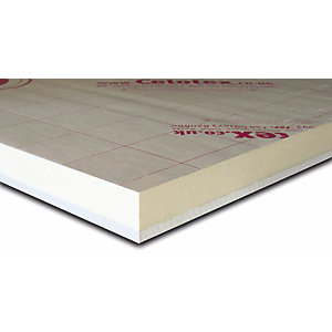 Celotex PIR Thermal Laminated Insulation Board PL4065 65mm x 2400mm x 1200mm
