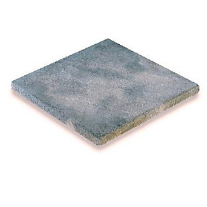 Bradstone Traditional Old Riven Paving Slab Autumn Silver 450mm x 450mm x 35mm